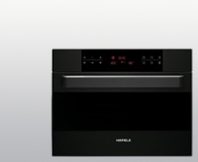 Compact Built-In Microwave With Oven