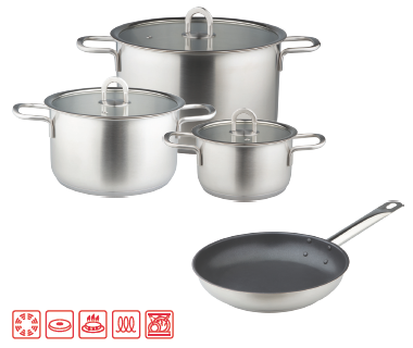 Cook-ware-set-with-frypan