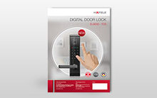 Digital Door Lock EL9000 - TC