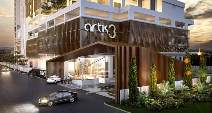 The ARTIS 3 residential