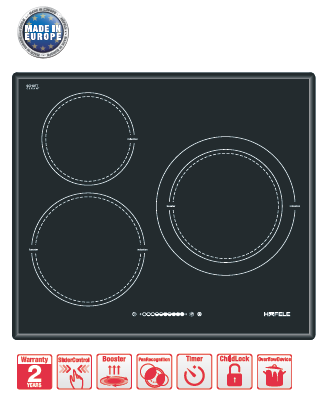 Induction Hob HC-I603B