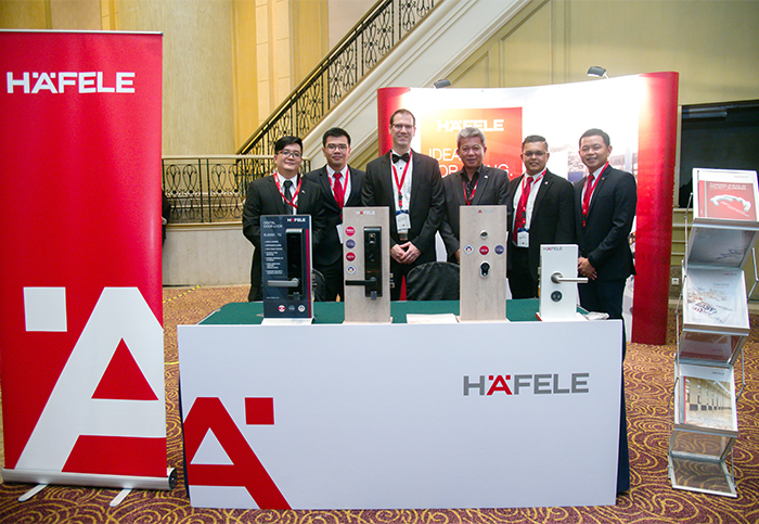 Häfele Sponsors to The BCI Asia Award 2016