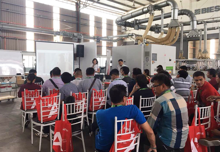 Hafele Malaysia shared the 'How' at Kitchen Academy