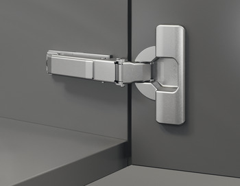 Door catch, with magnet for holding in closed position, for Duomatic Push