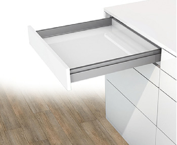 Frame, Drawer side height 63 mm, Nova Pro Scala
