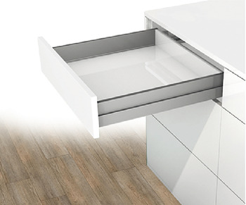 Frame, Drawer side height 90 mm, Nova Pro Scala