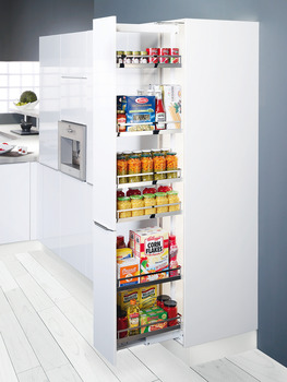 Larder unit pull-out, Kesseböhmer Dispensa