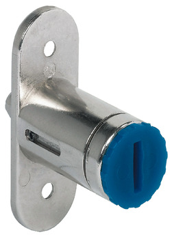 Push-button cylinder, Symo, for screw fixing