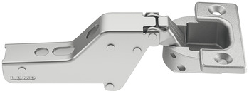 Special hinge, Inset mounting, for wide wooden doors with width up to 900 mm